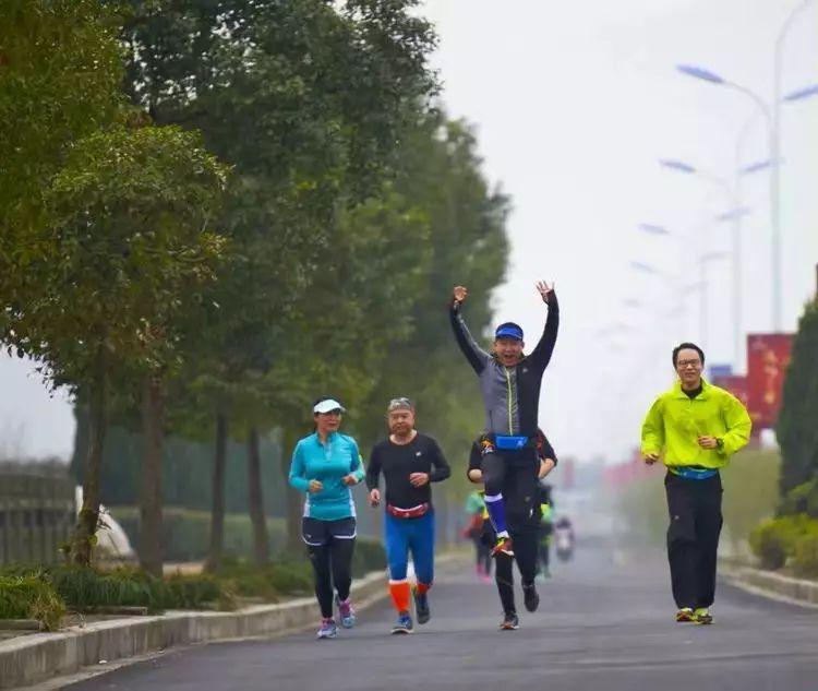 跑友分享|爱上跑步是一种幸运