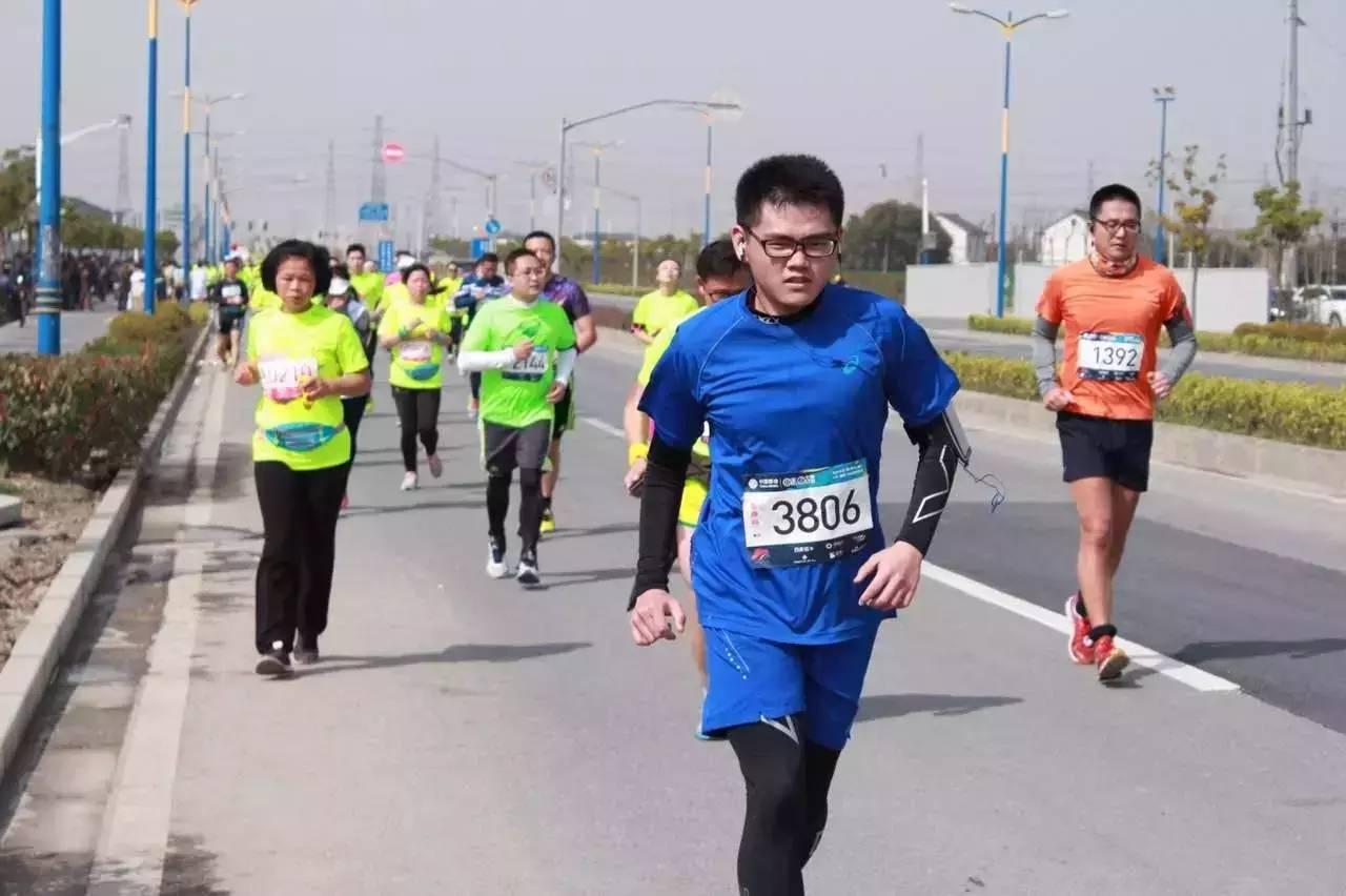 跑友分享|半程马拉松——我的逆袭之路!