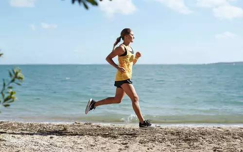 跑友分享|跑步行 发现美 动起来!