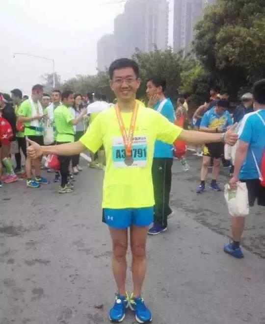跑友分享 | 冠军选手的雨夜三环小记