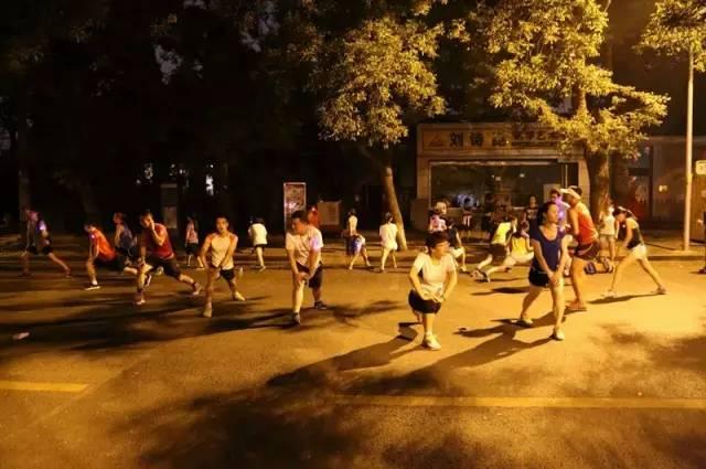 跑友分享 | 故宫夜跑手记——奔跑吧,用尽全力只为你