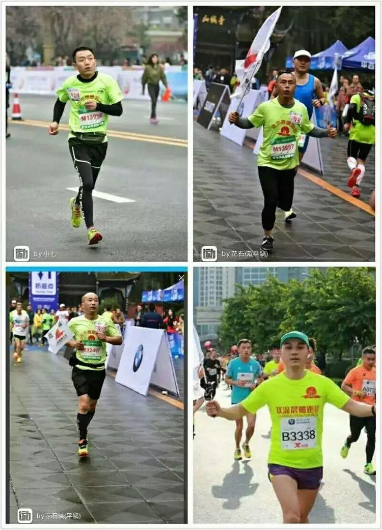 跑团故事汇|爱跑步,爱跑团,爱晨曦  !