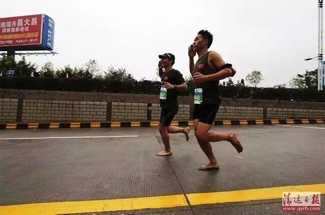跑友分享|山水至清,奔跑清远